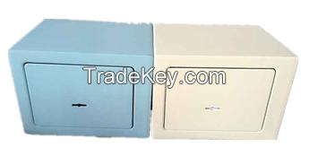 High Quality Steel Key Lock Safe Box