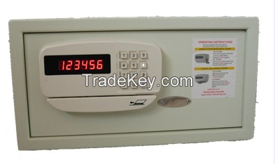 Steel Made Electronic Hotel Card Room Safe