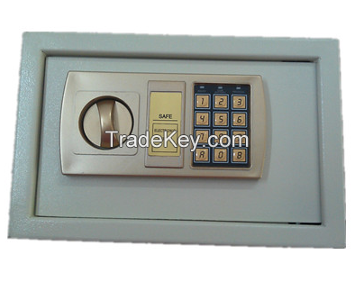 3-8 Bits Code Electronic Mini Safe With Knob