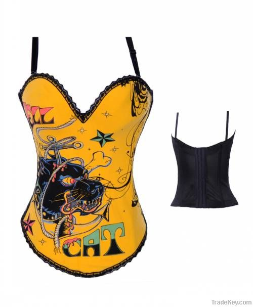 Supply newest lady sexy corset