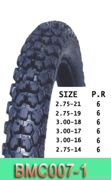 motorcycle tire/motorcycle tyre 300-17/motocross tire