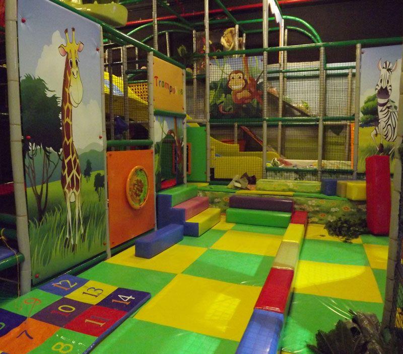 Indoor Soft Playground Equipment