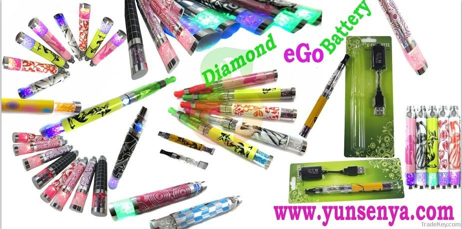 Diamond Ego Battery