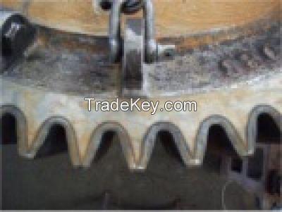 Gear Teeth Induction Hardening Job work