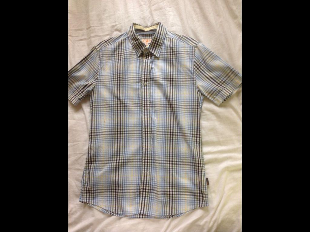 used men-shirt.