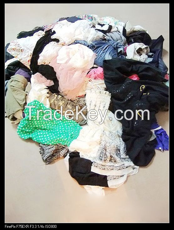 Used Clothing for Africa Market.