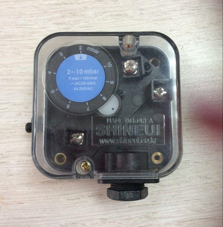 SHINEUI air pressure switch(variable)SAPS 2V