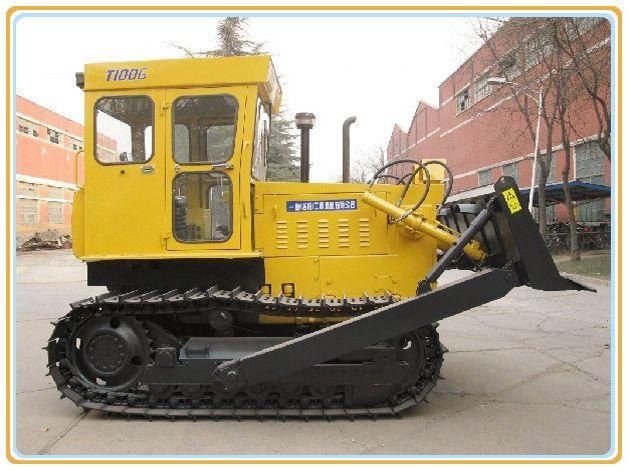 YTO T100G small crawler Bulldozer for sale 100hp