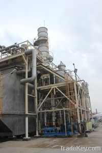 Gas turbine and steam turbine