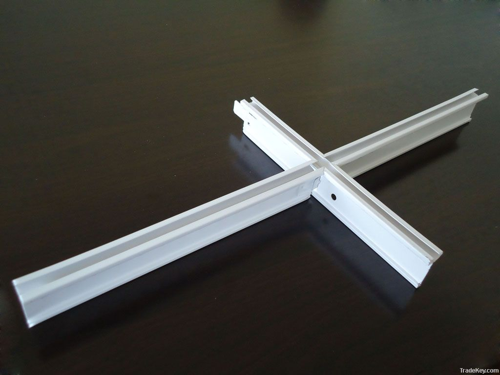 3D Grooved t bar