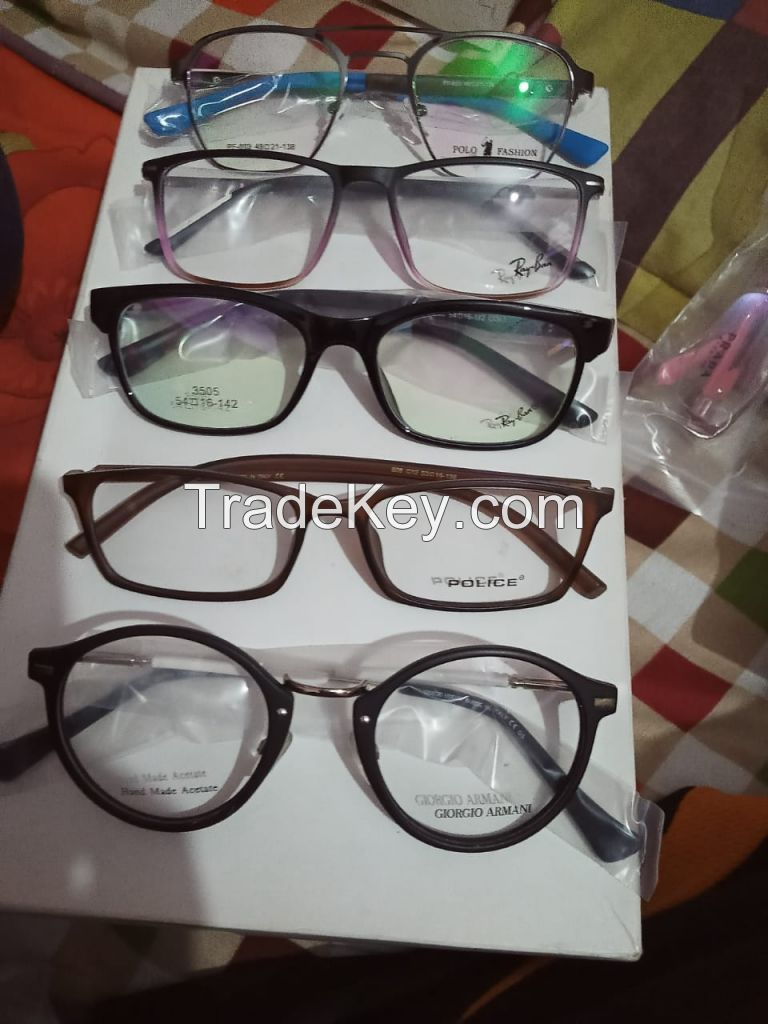 JBS Optical Frames, Eyewear