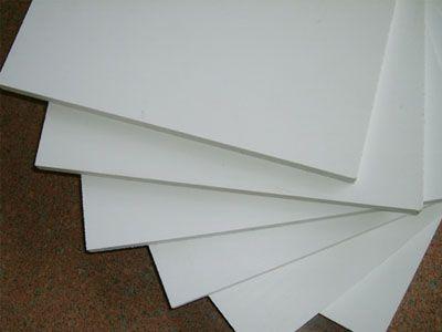 White PVC Foam Board