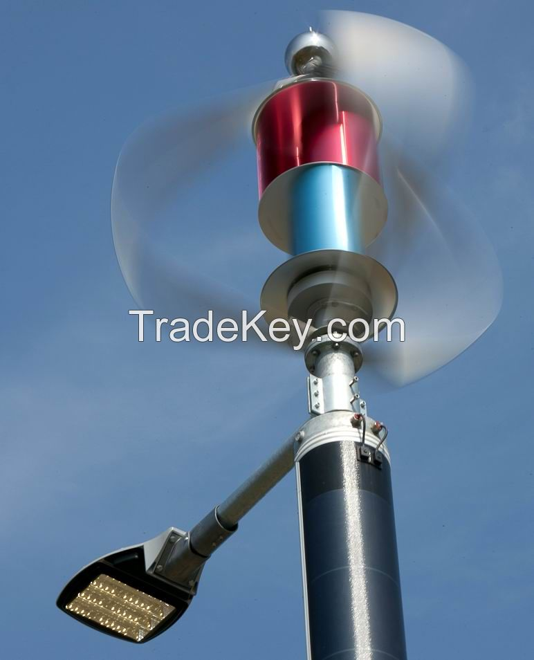 vertical axis  wind turbine