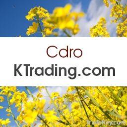 Crude Rapeseed Oil CDRO