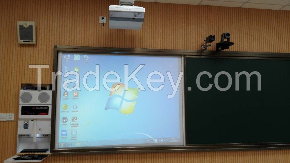 Teaching equipment All In One OPS Multimedia Interactive Terminal Smart classroom lecture speech teach