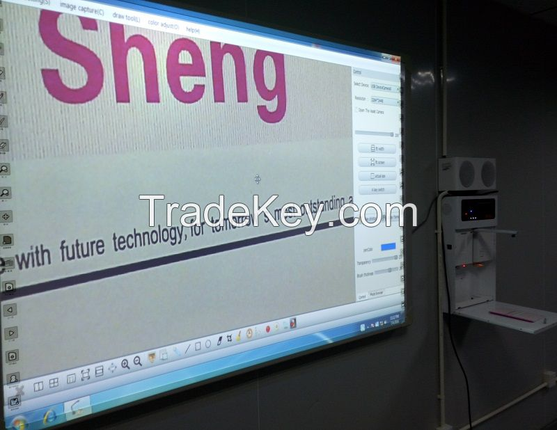 Multimedia Teaching Solution All In One OPS Multimedia Interactive Terminal Smart Classroom Digital Classroom