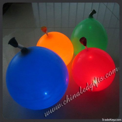 flashing balloon