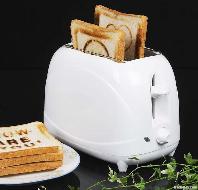 2012 Best selling Logo Toaster