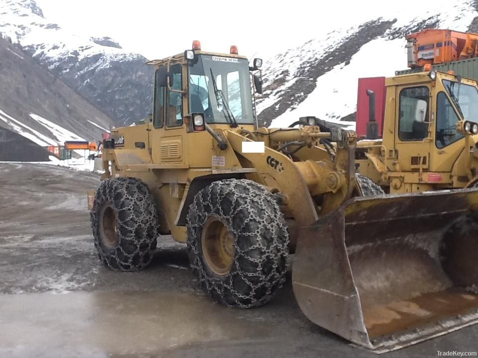 wheel loader caterpillar 936F