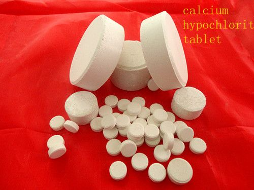 super-chlor calcium hypochlorite 65 granular