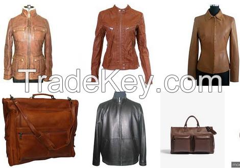 Leather Garments