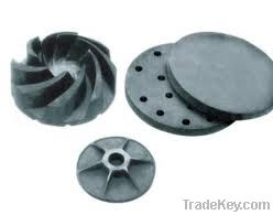 China silicon carbide Ceramic sic products