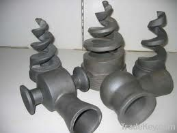 Silicon Carbide Ceramic sic burner tube-burner nozzle
