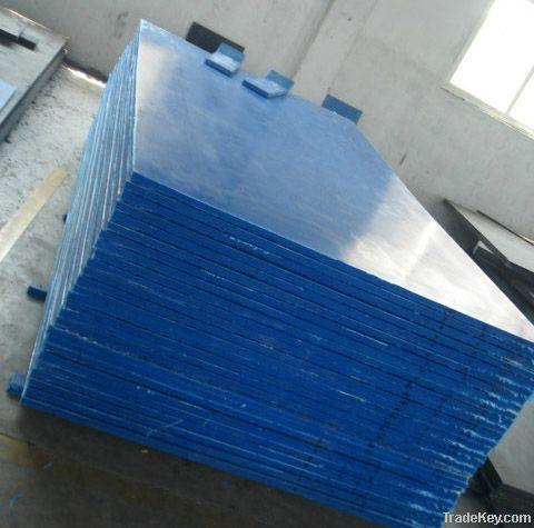 Ultra-High Molecular Weight Polyethene UHMW-PE sheet