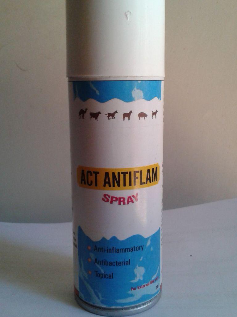 act antiflam spray