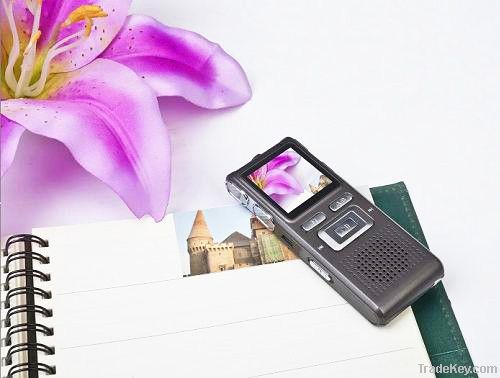 New Digital Voice Recorder 8GB eith Metal Cover