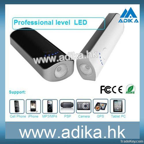 Power Bank with Professinal Flashlight LED