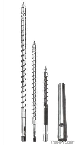 screw and barrel( cylinder)