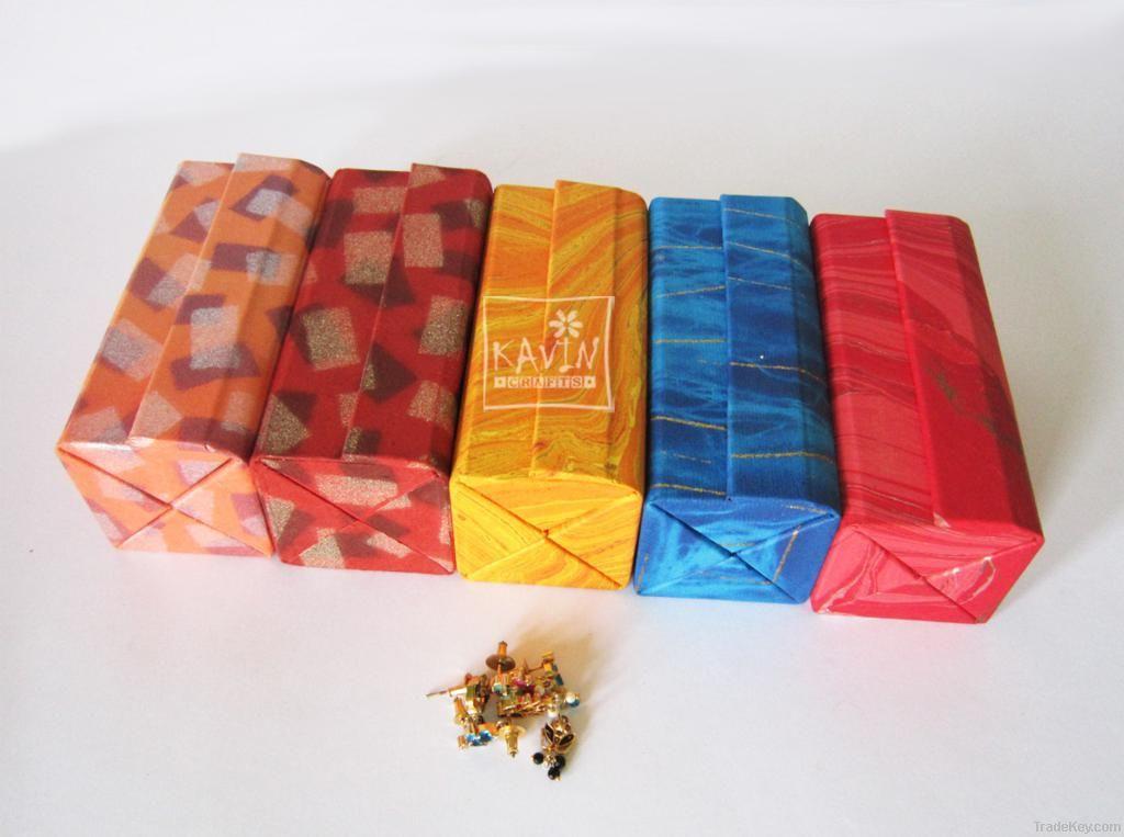 Foldable Stud Box