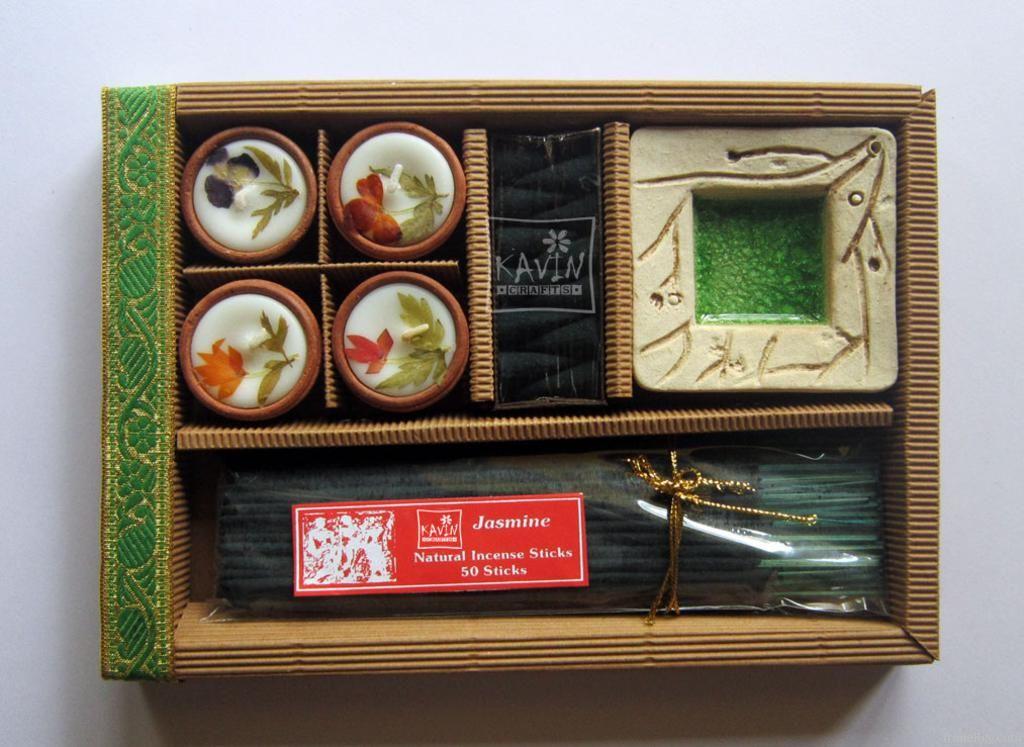 Divine Fragrance Gift Box