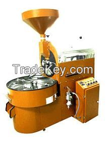 SEMI INDUSTRIAL COFFEE ROASTER 15 kg batch