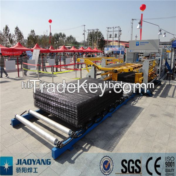 Fully Automatic Fence Wire Mesh Machine