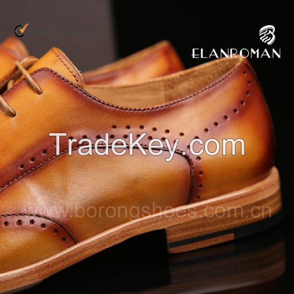2016 New arrival italian dress shoes for men