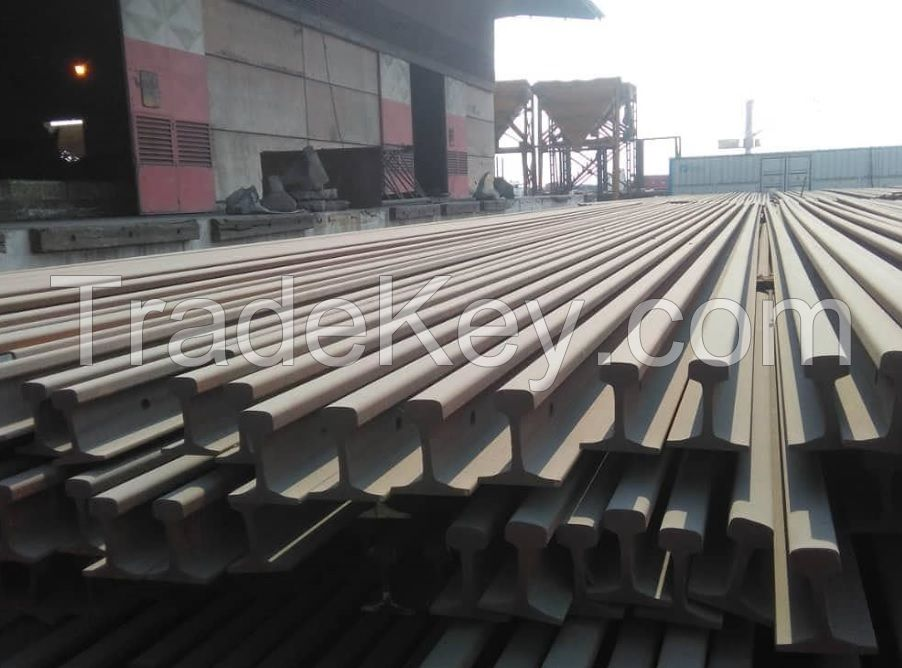Sell HMS 1,2 Used Rail , Metal Scrap,R50,R60