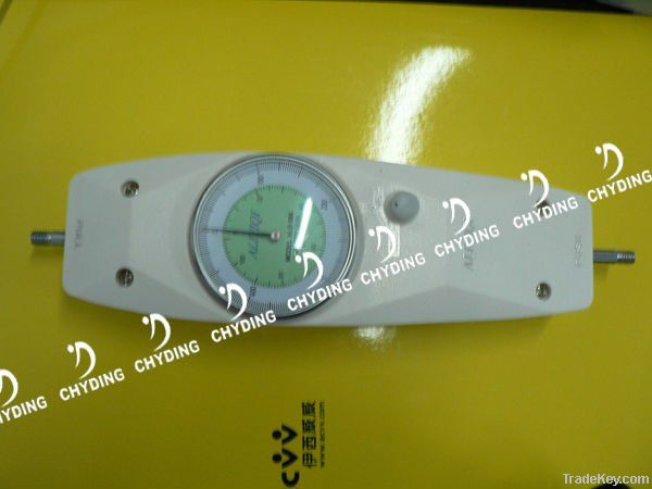 Analog force gauge (Unit:N/LB)