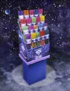20 Fragrance Big Stick Floor Display