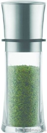 acrylic salt pepper mill grinders