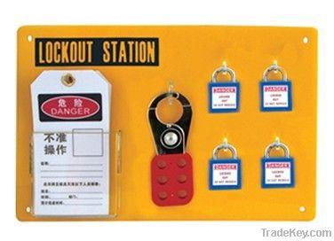 Safety Lock Station / Hard-Wearing