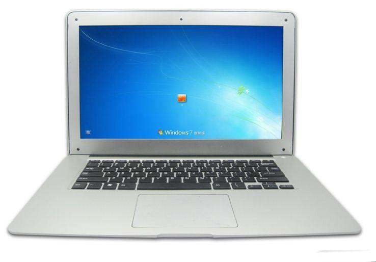 "14.1"" Win 7 1366*768 Computer PC,Dual Core1.86GHz+2g DDR3+250g HD,Camera,Bluetooth,Super Thin"