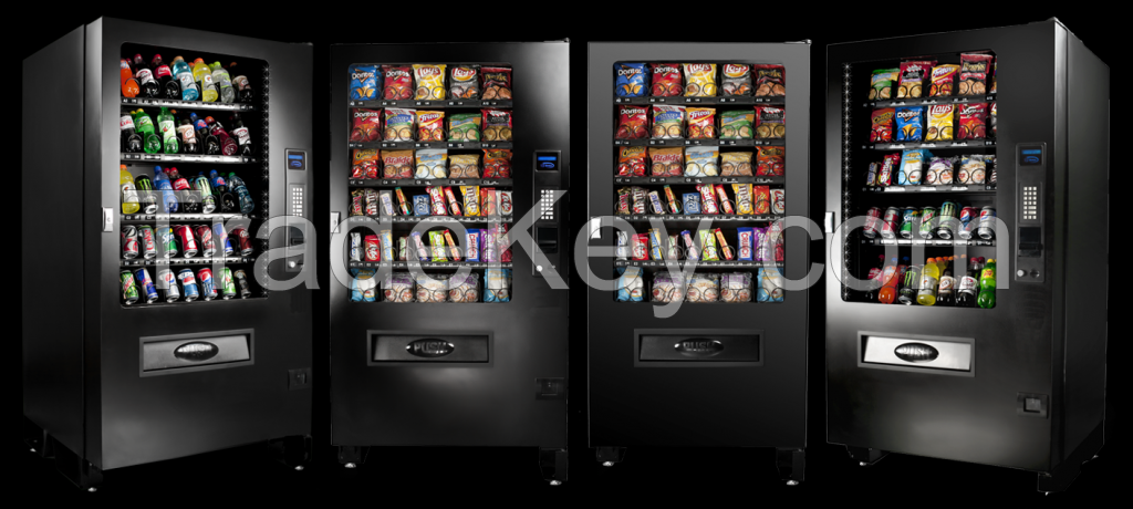 Seaga Infinity Vending Machines