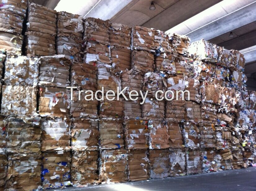 OCC [ Old Corrugated Cartons ] Waste Paper