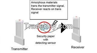 Security paper, Document security solution, Access control system