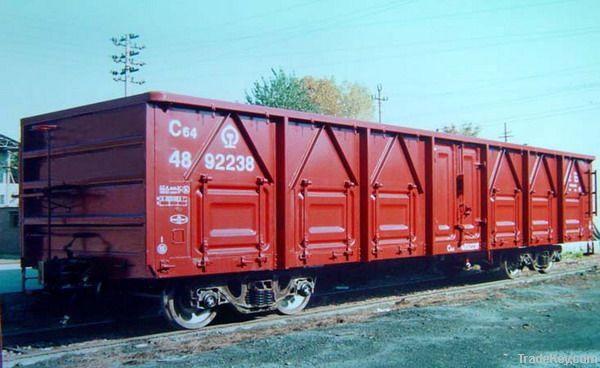 Railway Wagons, Flat Wagons, Open Top Wagons, Box Cars, Tank