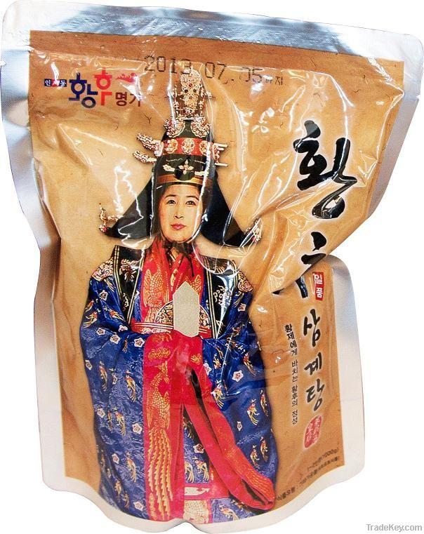 Hwang hu samgyetang Retort pouch