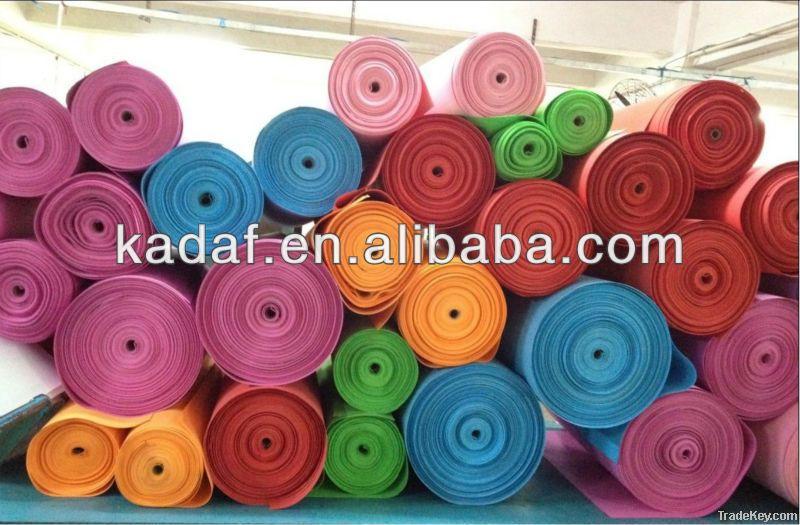 EVA foam , colorful eva foam sheet