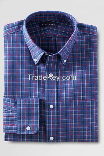 Pure Cotton Custom Design Shirts